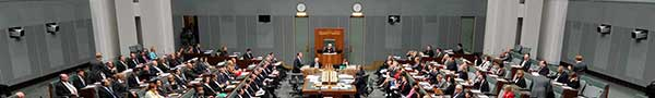 View information, publications and members of the House of Representatives
