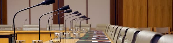 View list of committees, current and past inquiries