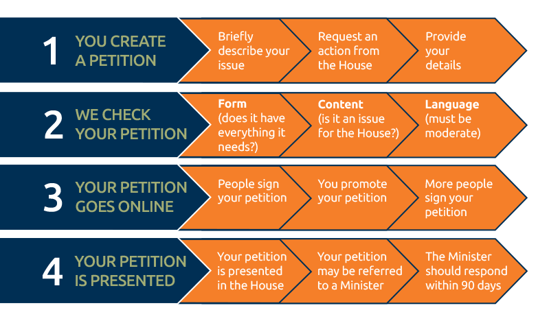 e-petition-process