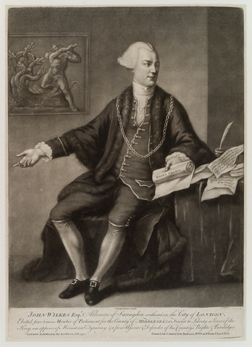 Picture of John Wilkes