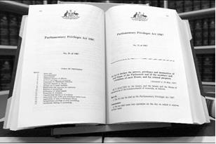 Parliamentary Privileges ACT