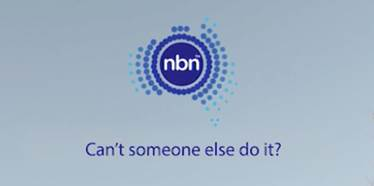 Figure 3: extract of The NBN tagline, translated (The Gruen Team)
