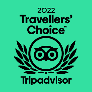 Trip advisor – 2019 Certificate of excellence