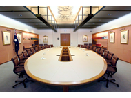 The Cabinet Room, Parliament House