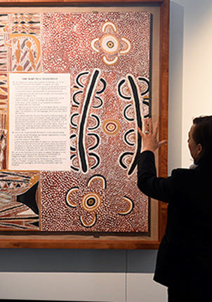 'Yeribee': Indigenous experiences of Parliament House tour