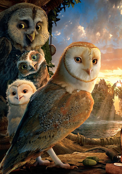 Summer screenings: Legend of the Guardians: The Owls of Ga'Hoole (PG)