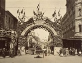 Street decorations for Federation celebrations, 1900‒1901