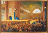Centenary of Federation Commemorative Sitting of Federal Parliament, Royal Exhibition Building, Melbourne