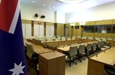 Main Committee chamber, renamed Federation Chamber