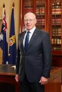 Governor-General David Hurley