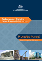 Manual of Procedures for Departments and Agencies