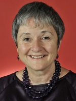 Photo of Senator Claire Moore