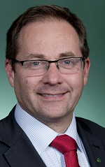 Photo of Dr Daniel Mulino MP