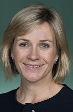 Ms Zali Steggall OAM, MP
