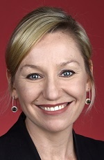 Photo of Senator Larissa Waters