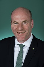 Mr Trent Zimmerman MP