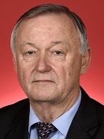 Photo of Senator Alex Gallacher
