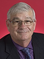 Photo of Senator Brian Burston