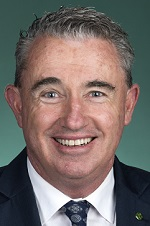 Photo of Mr Kevin Hogan MP