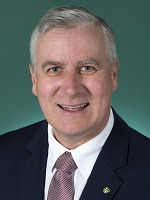 Photo of Hon Michael McCormack MP