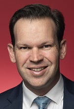 Photo of Senator the Hon Matthew Canavan