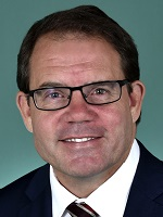 Photo of Mr Luke Gosling  OAM MP