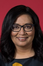 Photo of Senator Mehreen Faruqi