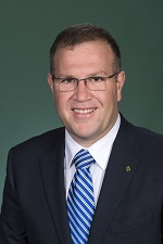 Photo of Hon Ben Morton MP