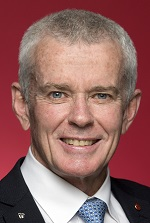 Photo of Senator Malcolm Roberts
