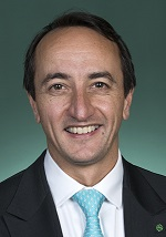 Mr Dave Sharma MP