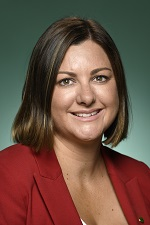 Photo of Ms Kristy McBain MP