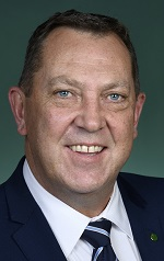 Mr Gavin Pearce MP