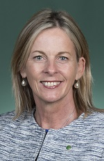 Photo of Ms Angie Bell MP