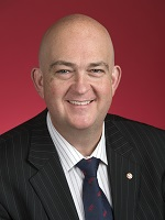 Photo of Senator Slade Brockman