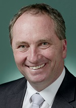 Photo of Hon Barnaby Joyce MP