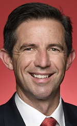 Photo of Senator the Hon Simon Birmingham
