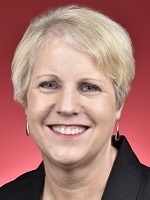 Photo of Senator Catryna Bilyk