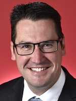 Photo of Senator the Hon Zed Seselja