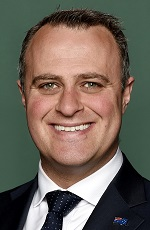 Mr Tim Wilson MP