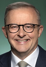 Photo of Hon Anthony Albanese MP