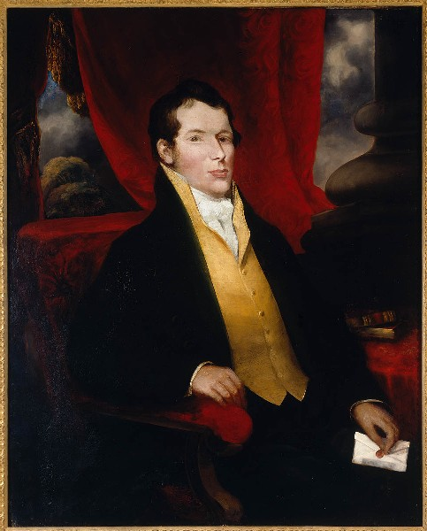 John Macarthur 1767-1834, founder of the wool industry