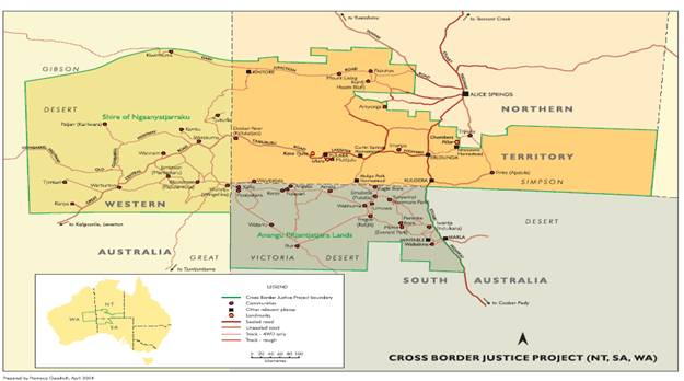Cross Border Justice Project