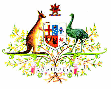 Commonwealth of Australia Coat of Arms