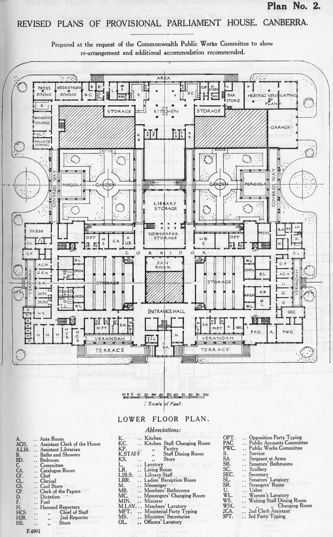 As it was in the beginning parliament house in 1927 for House building plans