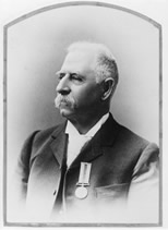 E.G. Blackmore, Clerk of the Senate 1901 08 and formerly Clerk of the South Australian House of Assembly (Source: National Library of Australia)