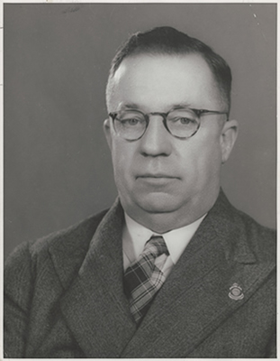 Senator Hattil (Harry) Foll (UAP, Qld) (Source: Commonwealth Parliamentary Handbook)