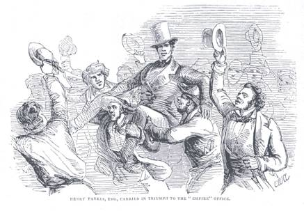 Illustrated Sydney News, 6 May 1854