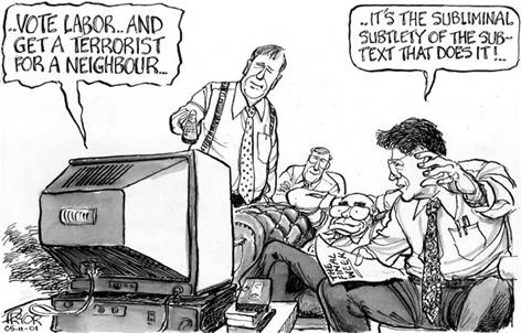 Geoff Pryor, Canberra Times, 5 November 2001