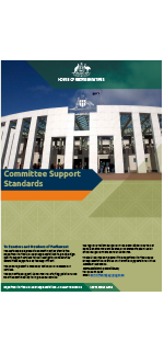 Committee support standards