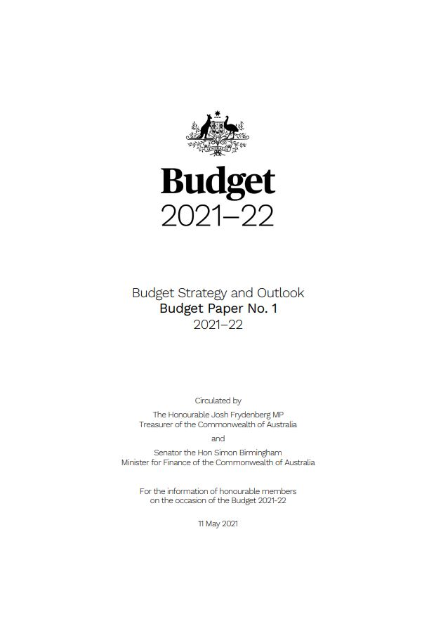 Senate Brief No. 5 - Portfolio Budget Statements 2014-15